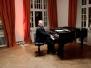 Show-Pianist DAVID HARRINGTON am Flügel: virtuos, witzig und verwegen …