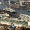 Schiffswerft Blohm+Voss: Betriebsbesichtigung einer Hamburger Institution