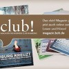 "club! meets CLUB – Get together mit Start des neuen Magazins ""Hamburg sammelt"""