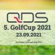 Partner-Event: 5. QDS GolfCup