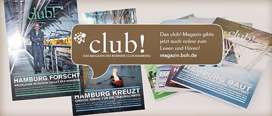 club! Magazin online