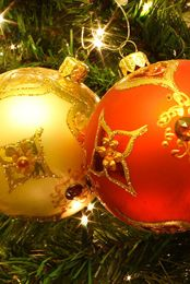 Weihnachskugel