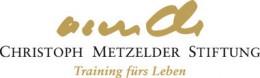 Logo Christoph Metzelder Stiftung