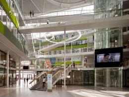 Unilever, Hamburg, Behnisch Architekten