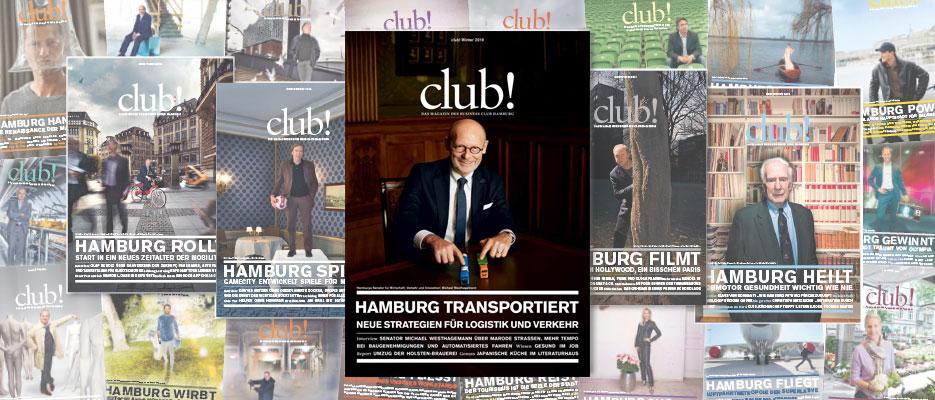 Club! Magazin: zum lesen & hören