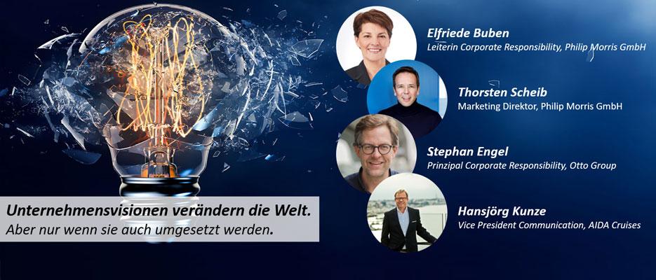 Event Tipp: Hapag-Lloyd Cruises: Unternehmensvisionen verändern die Welt