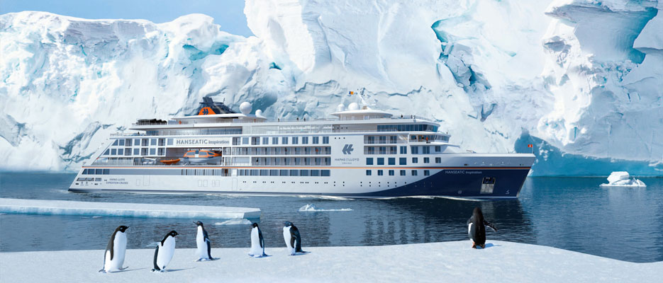 Event Tipp: Hapag-Lloyd Cruises: Expeditionsreisen made in Hamburg