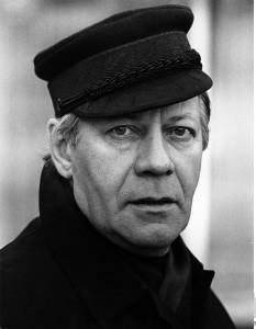 Schmidt mit Elblotsen-Mütze