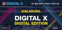 digital x Logo